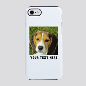 Dog Photo Personalized iPhone 7 Tough Case